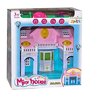Mini Doll House Toy for Girls, 116A