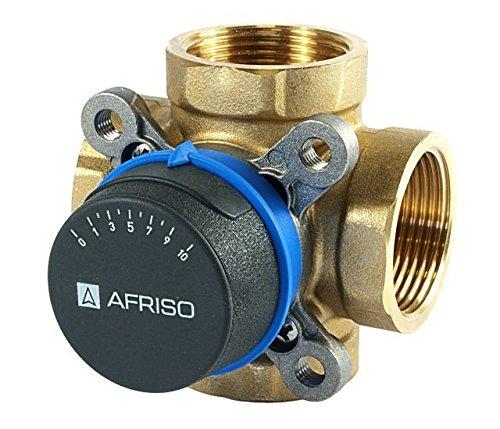 AFRISO Qualität 4-Wege-DN25 1