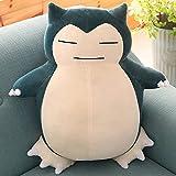 Jumbo Snorlax Plush Toy, Pokemon Center Kabigon Plush Toy, Soft Pillow Giant Teddy, Soft Doll Animal Pillow suffered Plush, Fluffy Figure Gift for Kids (Ordinary Style, 30cm/12in)