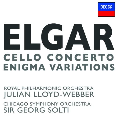 Julian Lloyd Webber, Yehudi Menuhin & Sir Georg Solti