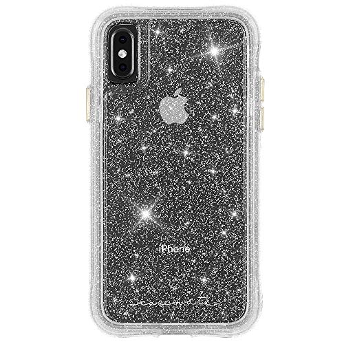 Case-Mate - iPhone XS Max Case - PROTECTION COLLECTION - iPhone 6.5 - Sheer Crystal - Clear