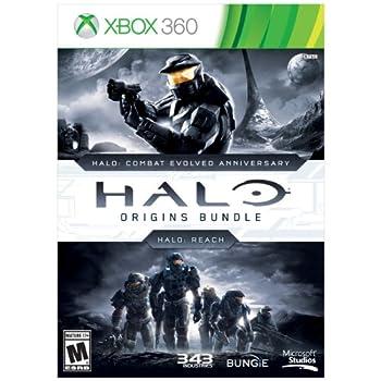 Halo Origins Bundle - Xbox 360