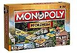 Winning Moves Monopoly Pforzheim Stadt City Edition Ausgabe Spiel Gesellschaftsspiel Brettspiel