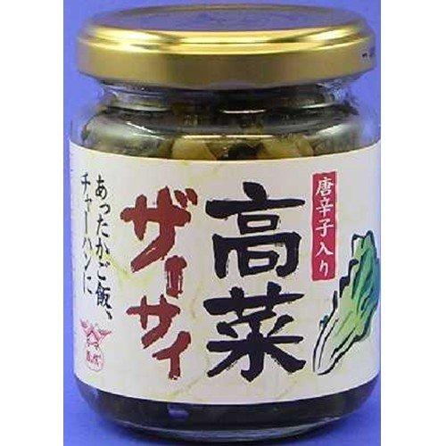 酒悦 高菜ザーサイ 瓶100g