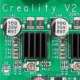 VIPO 2.2 Silent Mainboard mit TMC2208 für Creality CR-10S 3D-Drucker, für Ender 5 Plus, 1