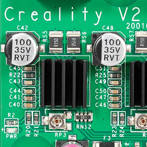 VIPO 2.2 Silent Mainboard with TMC2208 for Creality Ender 5 Plus 3D Printer
