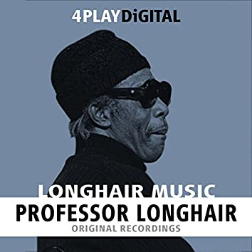 Longhair Music - 4 Track EP