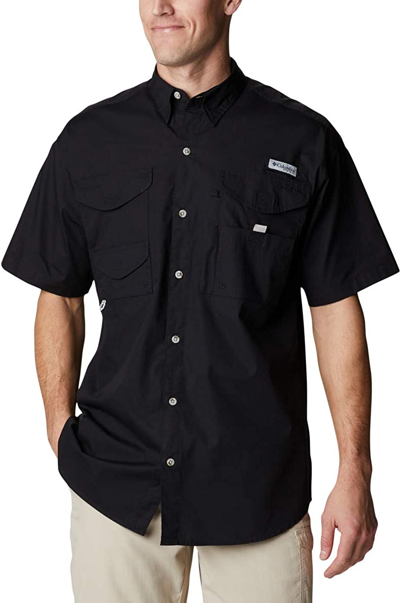 Columbia Men's Bonehead Icon Short Sleeve At the price of surprise Shirt Popular product