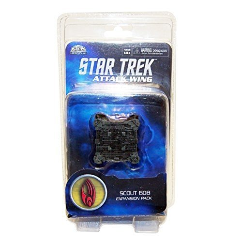 Star Trek - Angriff Flügel Scout 608 Expansion - WZK71525 -. Wizkids