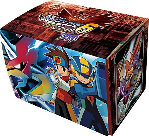キャラクターデッキケースMAX NEO ロックマン エグゼ6 電脳獣ファルザー
