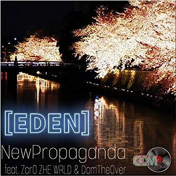 EDEN (feat. Zor0 ZHE WRLD & DomTheOver)