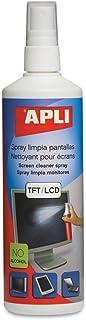 APLI 11324 - Spray Vaporizador Limpia Pantallas