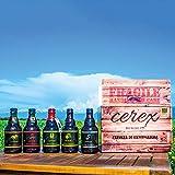 Smartbox - Caja Regalo - Cerveza Cerex a Domicilio: Pack de 8 Cervezas artesanas - Ideas Regalos Originales