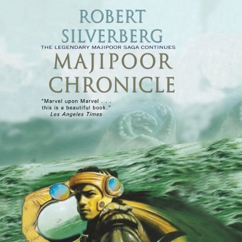 Majipoor Chronicles audiobook cover art
