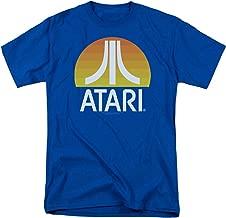 Atari Video Game Retro Logo Vintage Gaming Console T Shirt & Stickers