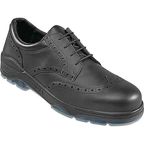 OTTER 98605 Sicherheitsschuhe edel für Business Büro Anzug Chef ESD S3 Schuhe, Größe:39