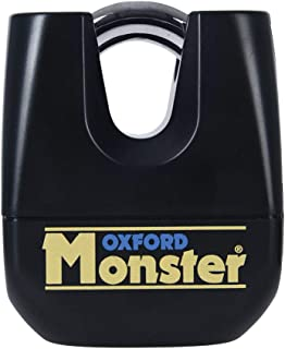 Oxford Monster Ultra Strong Padlock Only for Dog Cyce Chains Safety New