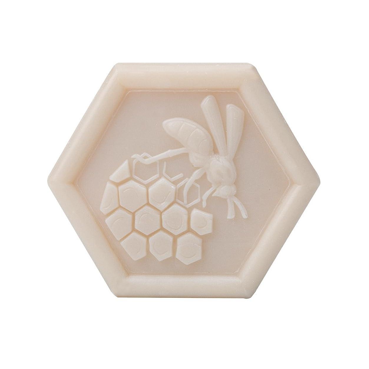 キノコ立派な徐々にPlantes&Parfums [プランツ&パルファム] ハニーソープ100g アカシア