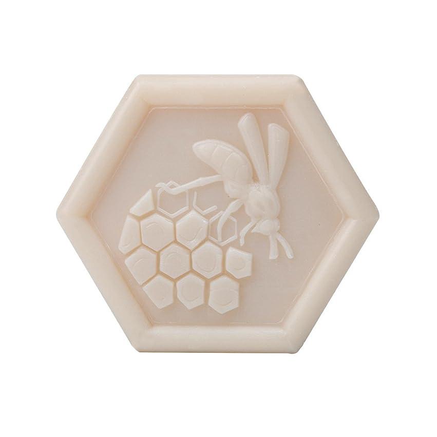 クロニクル薄める花弁Plantes&Parfums [プランツ&パルファム] ハニーソープ100g アカシア