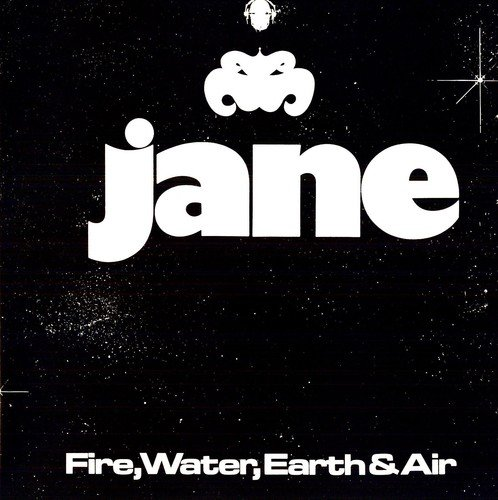 Fire,Water,Earth & Air [Vinyl LP]
