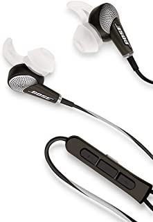 Bose QuietComfort 20i Acoustic Noise Cancelling headphones ノイズキャンセリングイヤホン QuietComfort20i