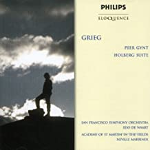 Grieg: Peer Gynt / Holberg Suite