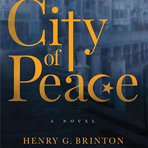 City of Peace audiobook cover art