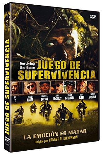 Juego de Supervivencia (Surviving the Game) - 1994
