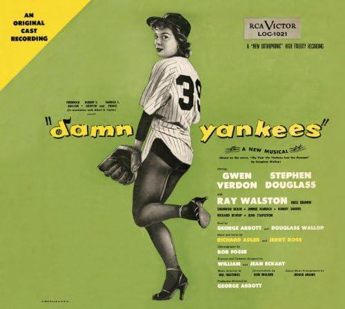 The Original Broadway Cast of Damn Yankees