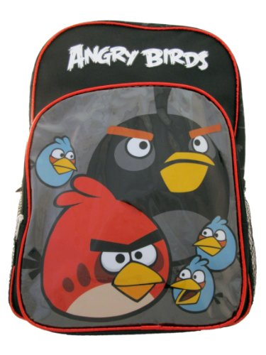 Long Tail Products Angry Birds Backpack