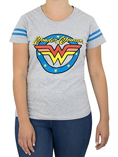 DC Comics Camiseta para mujer - Wonder Woman - Medium