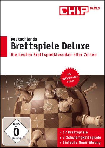 CHIP - Deutschlands Brettspiele Deluxe