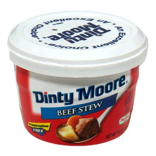 Dinty Moore Beef Stew in Microwaveable Bowl, 7.5 oz (Pack of 12)