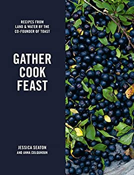 Hardcover Gather, Cook, Feast Book