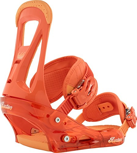 Burton Fijaciones Freestyle Orange L