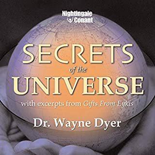 Secrets of the Universe audiobook cover art