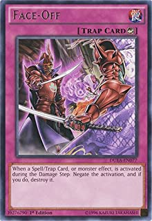 Yu-Gi-Oh! - Face-Off (DUEA-EN077) - Duelist Alliance - 1st Edition - Rare