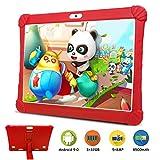 Tablet para Niños con WiFi 10 Pulgadas, Android 9.0 3GB RAM 32GB ROM /128GB Escalables Tableta PC,...