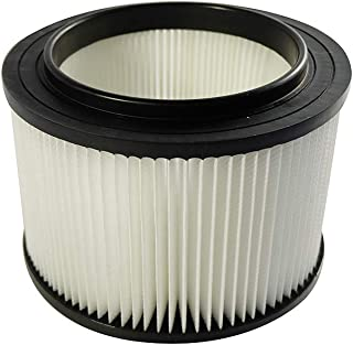 General Purpose Vacuum Filter Replacement Part Accessories for Craftsman Shop Vac 9-17810 fit 3 & 4 Gallon, 1 Pack