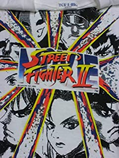 CAPCOM ストリートファイター2 MOVIE Tシャツ