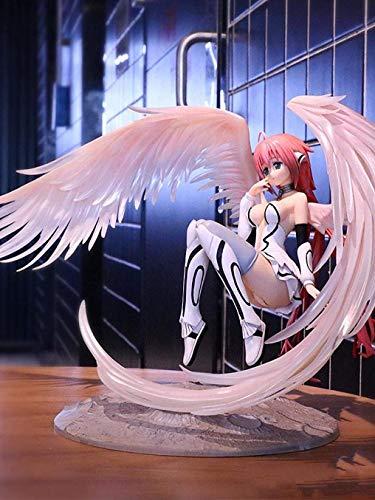Ikarus Ikaros Mädchen gefallen Niedlichen Anime Modell Figur Auto Desktop-Dekoration 23cm