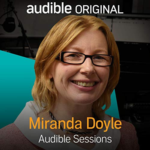 Miranda Doyle audiobook cover art