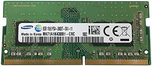 Samsung 8GB DDR4 SDRAM Memory Module - 8 GB (1 x 8 GB) - DDR4 SDRAM - 2400 MHz DDR4-2400/PC4-19200