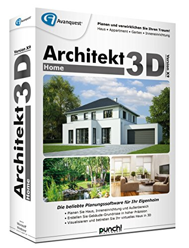 Koch Media GmbH -  Architekt 3D X9 Home