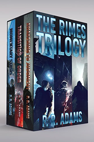 The Rimes Trilogy by P.R. Adams