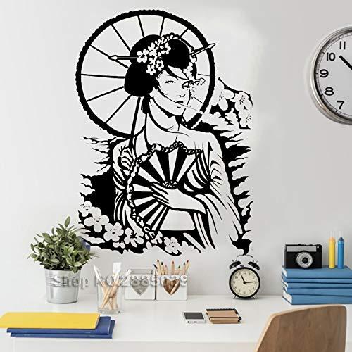 Yaonuli muursticker van vinyl, wanddecoratie, demonteerbaar, decoratie voor banken, achtergrond, huis, decoratie