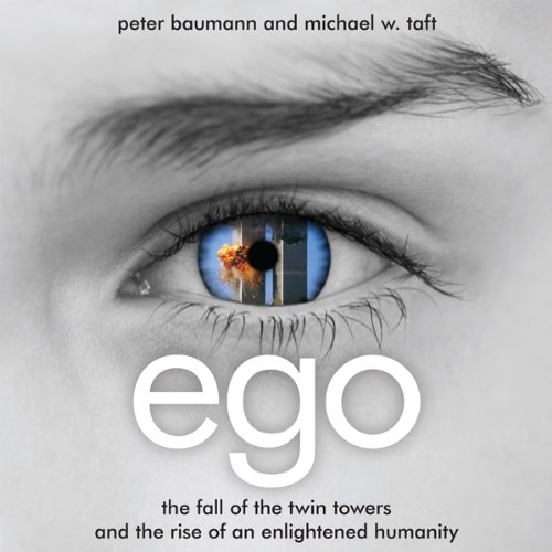 Ego audiobook cover art