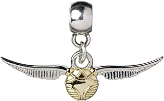 Official Harry Potter Jewellery Golden Snitch Charm Bead