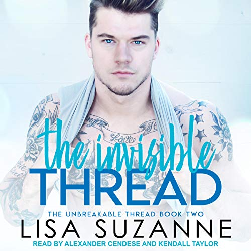 The Invisible Thread audiobook cover art