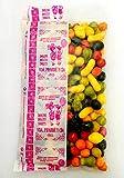Pifarré Petits Fruits - Caramelos duros con forma de frutas (7 tipos) - Bolsa 1 kg